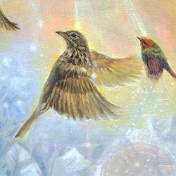 thumbnail spirituele vogelkunst