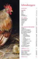 Inhoudsopgave Boek DEEL -2 inspireren dieren tekenen en schilderen Marjolein Kruijt