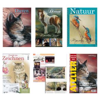 Publicaties van marjolein kruijt
