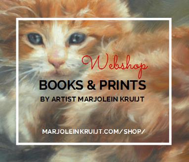 Banner webshop kitten