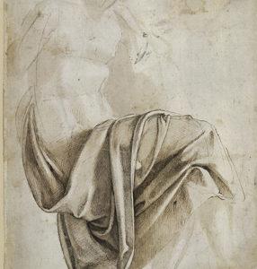 Michelangelo tekening - tekentechnieken van de oude meesters