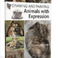BOEK drawing and painting animals with expression - door Marjolein Kruijt