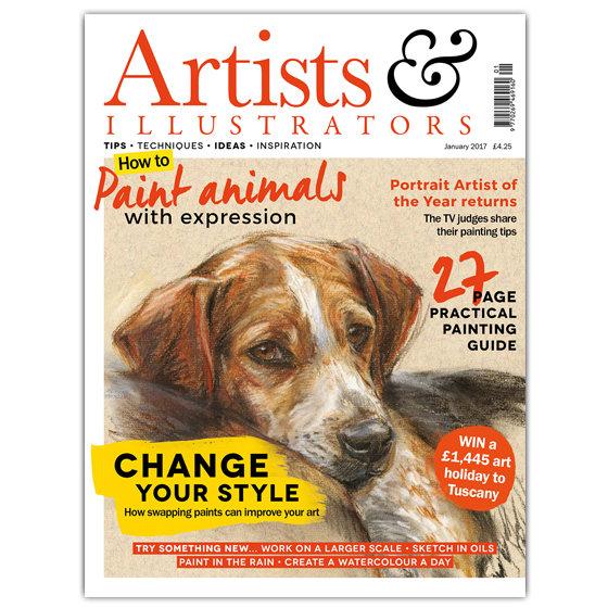 Artists & Illustrators January 2017 Marjolein Kruijt animalartist