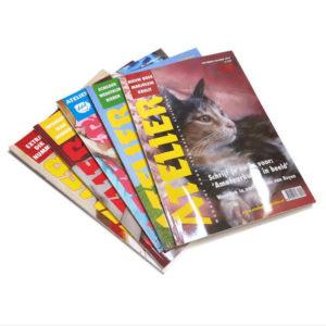 Atelier magazine - artikelen door Marjolein Kruijt