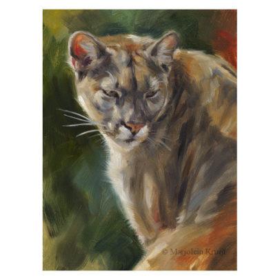 'Poema', 20x15 cm, olieverf schilderij (te koop)