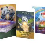 Archangel Animal Oracle Card deck - Diana Cooper & Marjolein Kruijt (c)HayHouse UK