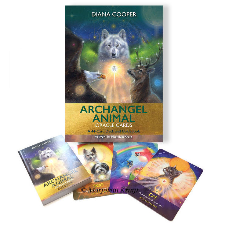 engelen en dieren orakelkaarten-marjolein-kruijt