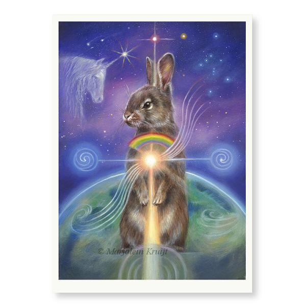 'Rabbit' - limited edition print