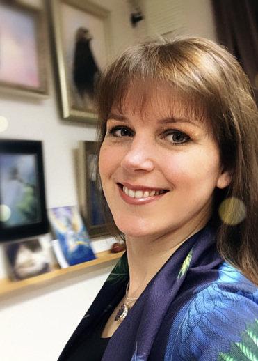 Kunstenaar en illustrator Marjolein Kruijt