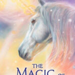 Boek Magic of Unicorns - cover illustrator Marjolein Kruijt, auteur Diana Cooper